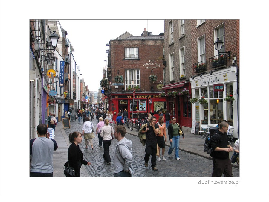 Dublin Photo - Temple bar video